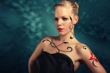 Model: Miriam Foto: Gerhard S-E Bearbeitung: Ich