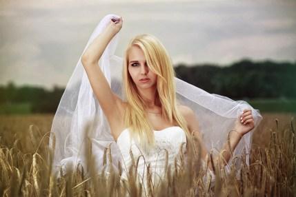 Model: Steffi B Foto: Rod Meier Bearbeitung: Ich