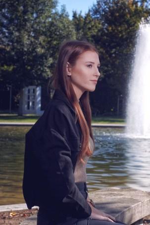 Model: Annika Foto: Ich