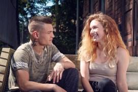 Modelle: Robin und Isabel Foto: Ich