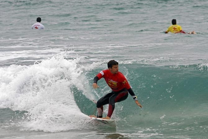 Doniños Campeonato de España de surf /