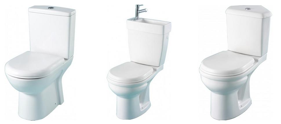 wc gain de place sortie verticale
