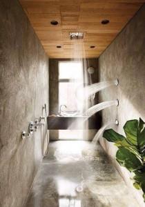 une petite salle de bain luxe pas cher
