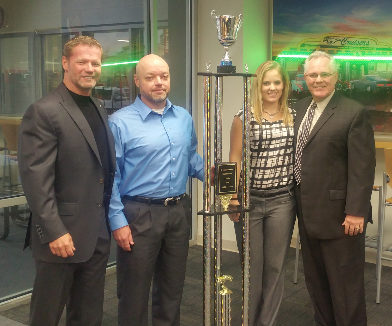 Planet Ford Humble >> Planet Ford Humble Wins Top Service Department Awards