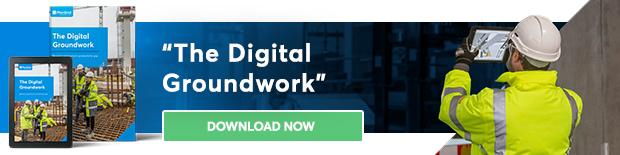 UK construction firms study digital groundwork
