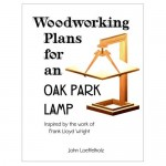 woodworking plans for an oak park lamp from amazon
