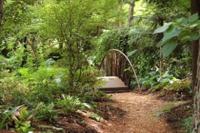 Cattail Bridge at Mystic Creek