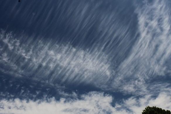 Wispy clouds1