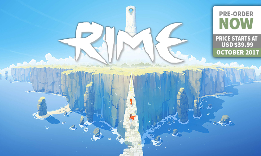 play-asia.com, RiME, RiME ps4, RiME playstation nintendow switch, rime pc, rime xbox one, RiME europe, RiME usa, rime Australia, RiME release date, RiME price, RiME gameplay, RiME features