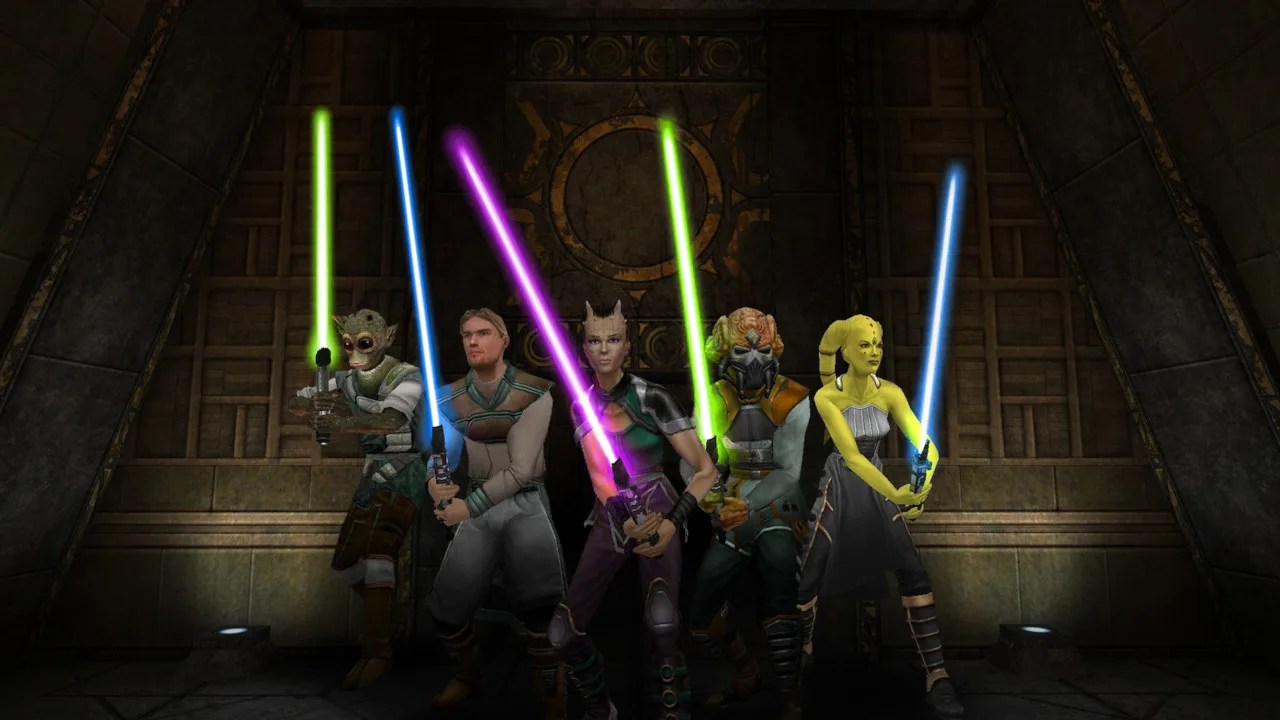 Star Wars Jedi Knight: Jedi Academy Launches on PS4 Today – PlayStation.Blog