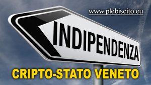 Cripto-Stato indipendenza
