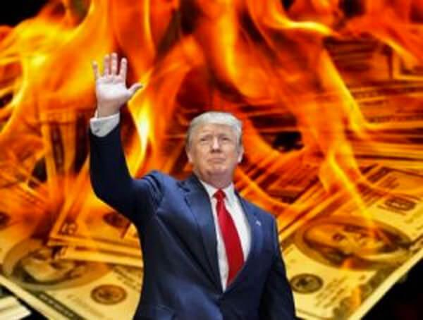 Donald Trump - crash of 1929