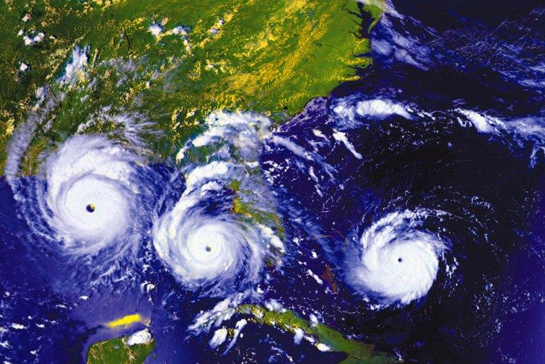 Economic Hurricane