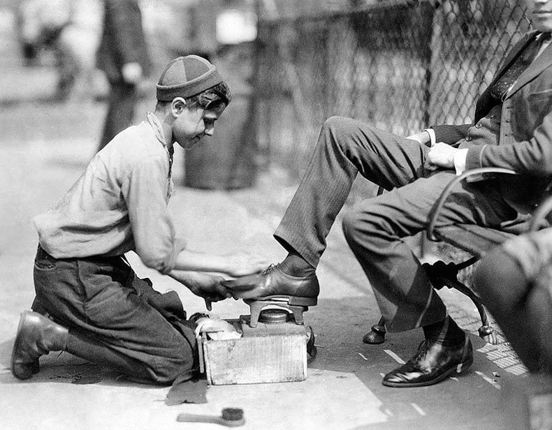 Watch Out for the Shoeshine Boys