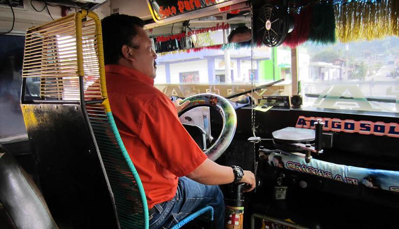 Bus Driver Economics