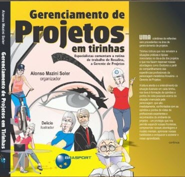 Gerenciamento de Projetos em Tirinhas