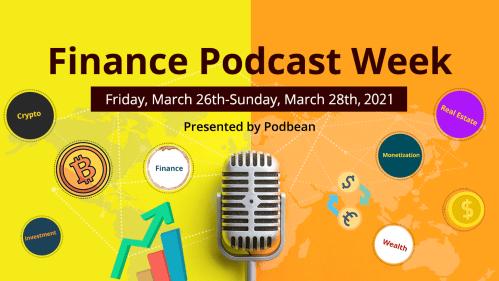 Podbean podcast finance week event