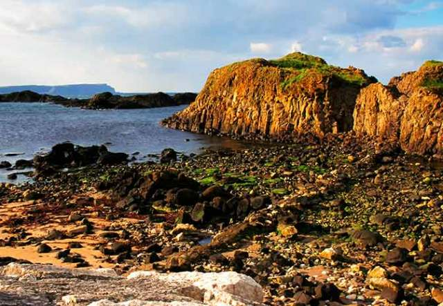 Game of Thrones® Tours - Ballintoy Harbour