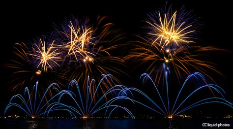 Cannes Fireworks Festival