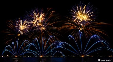 Cannes Fireworks Festival