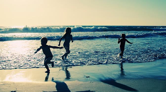 Beach Tips For Children
