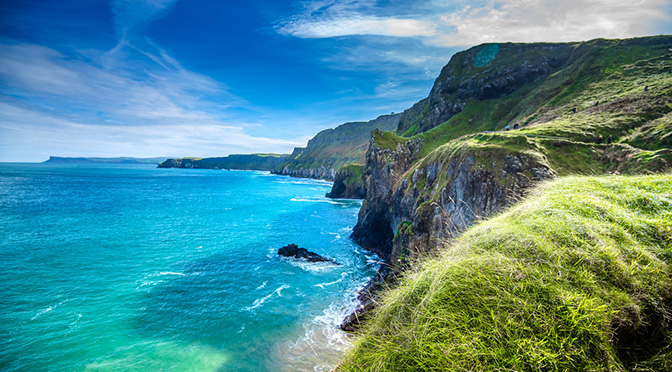 The Causeway Coastal Route: One of the World's Greatest Road Trips