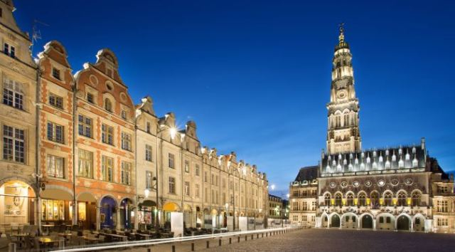 Alternative City Breaks in Europe: Arras City Square
