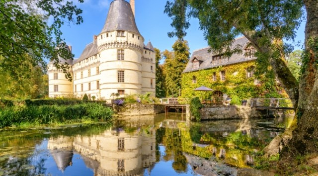 Loire Valley Chateaux: Chateau de l'Islette, France