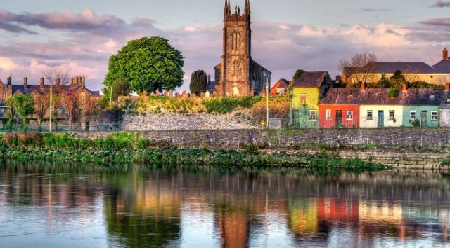 Alternative City Breaks in Europe: Limerick City Ireland