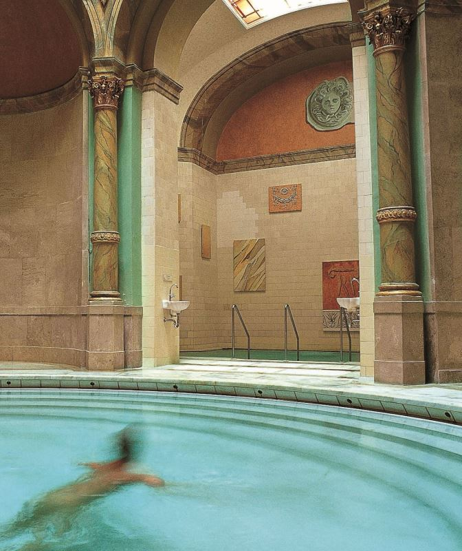 Friedrichsbad Nudist Bath - IamLocals