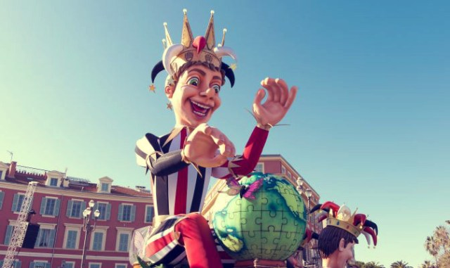 The Best Carnivals in Europe: Nice Carnival France