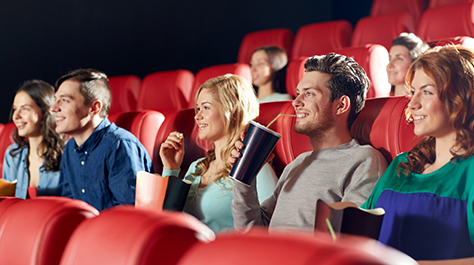 Cinema P&O Ferries