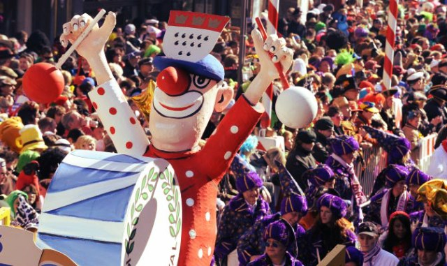 The Best Carnivals in Europe: Cologne Carnival Germany