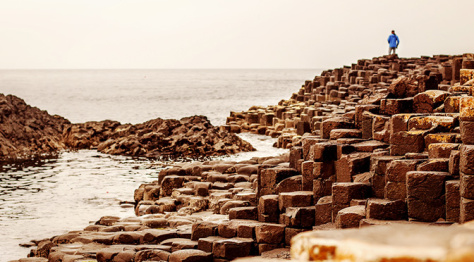 Easter Half Term Holidays in Europe: Giant's Causeway