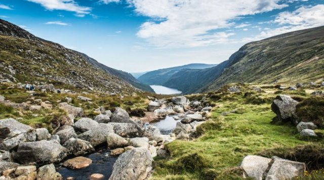 Anti-Valentine's Day Destinations for Singles: Wicklow Mountains Ireland