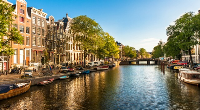 Spring European Holiday Destinations: Discover Amsterdam on a city break