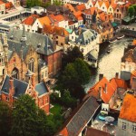 Bruges' Skyline