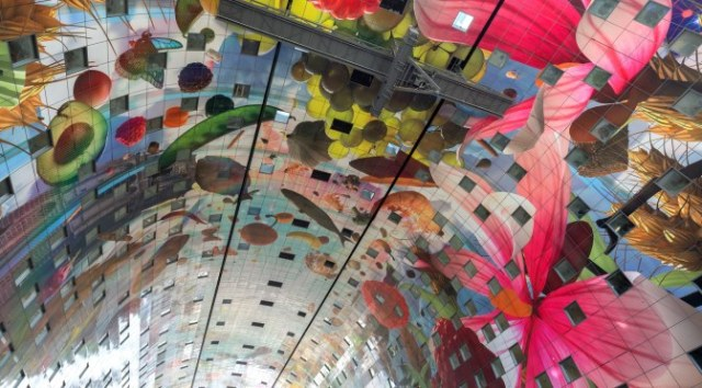 A Day in Rotterdam: Markthal