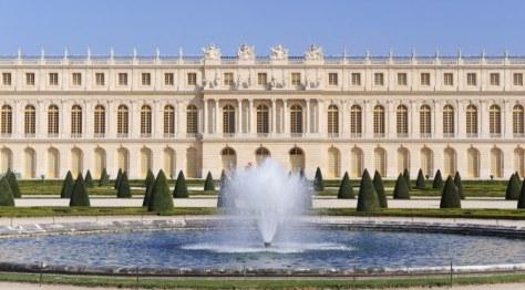 Palace de Versailles France