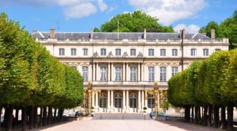 Palais du Gouvernement in Nancy, France
