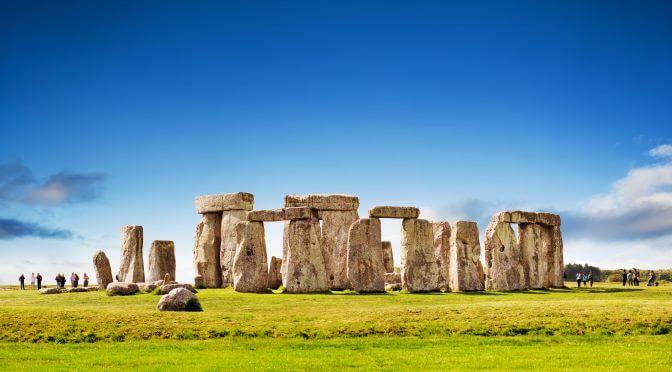 Stonehenge St Georges Day