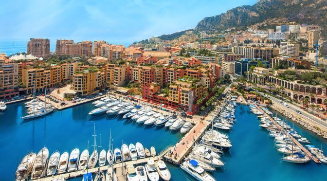 A Day in Monaco: Glitz and Glamour Along the French Riviera