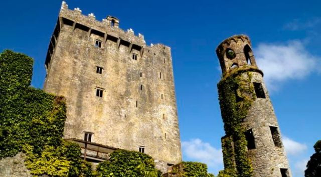 Places to visit in Ireland: Blarney Castle