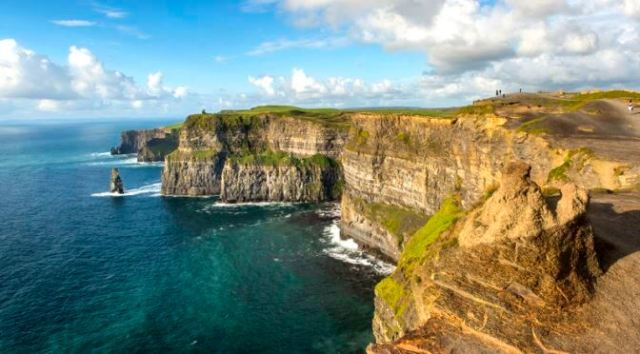 Places to visit in Ireland: Cliffs of Moher