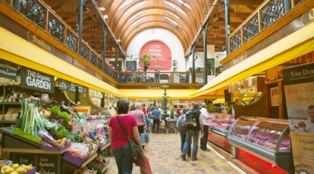 Places to visit in Ireland: English Market Cork