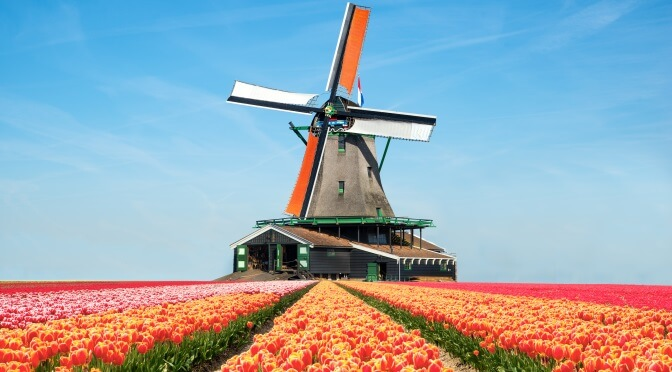 The best day trips from Amsterdam: Kinderdijk, Utrecht, Gouda and Leiden