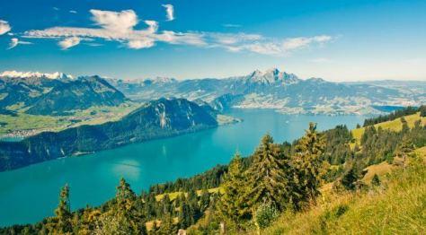 Swiss Alps Tour de France
