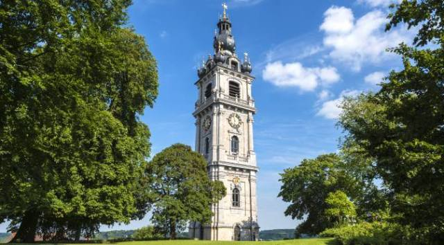 A Day in Mons: Bell Tower Mons