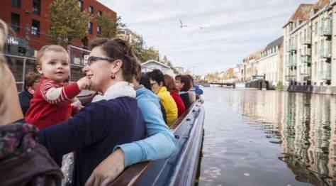 Mechelen Boat Tour