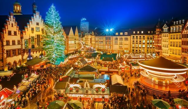 Five of the Best German Christmas Markets